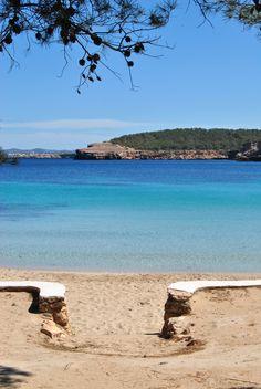 Cala Bassa, Ibiza, Spain. La otra cara de Ibiza, playas de Ibiza, rincones de Ibiza, paisajes de Ibiza, Cala Conta Ibiza, Ibiza isla blanca, sitios que visitar en Ibiza, Ibiza beaches, Ibiza white island, places to go in Ibiza