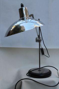 Fresh D tails sur Lampe industriel contrepoids balancier Solere stilnovo