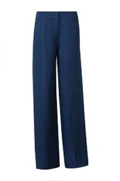 Hibiscus Flower :: Gorgeous palazzo pants in a lovely denim colour From ethical brand Komodo these trousers are made from the softest drapey Tencel (derived from wood pulp). http://www.hibiscusflower.co.uk/index.php?route=product/product&product_id=266 #Fashion #Stockbridge #Edinburgh #SCOTLAND