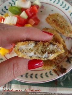 stuffed sardines - Sardine ripiene