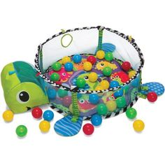 Infantino Grow-with-Me Activity Gym & Ball Pit ☑