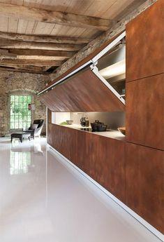 Küchen, die nicht nach Küchen aussehen