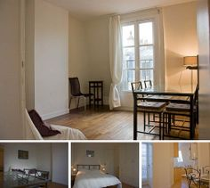 1-bedroom furnished apartment - Rent - Rue Barye - Paris
