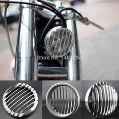 29.03$  Buy here - http://ali6ca.shopchina.info/go.php?t=32655138648 - Sliver CNC Custom Headlight Grill Cover Aluminum Fits fits for Harley Davidson Sportster XL 883 883L 1200 2004-2014 ALL NEW 29.03$ #magazineonlinebeautiful