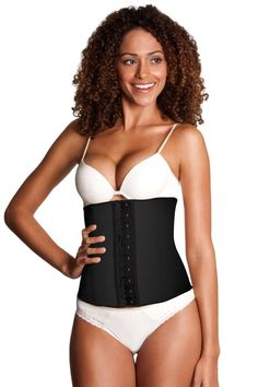Squeem Cotton & Rubber Waist Cincher Faja (Perfect Waist) - for post-partum ab recovery