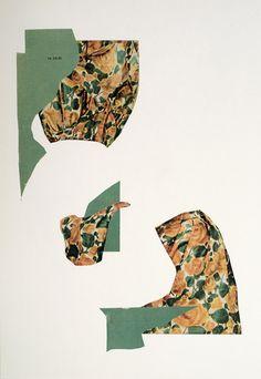 Collage Series #2 - Damien Tran
