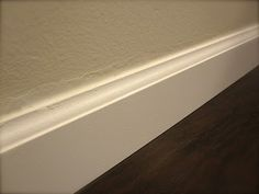 I hate cleaning the baseboards but this tip makes it a quick and simple chore