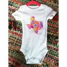 Floral TX Onesies · Joonam Boutique · Online Store Powered by Storenvy