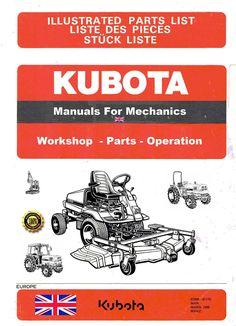 Steve richardson richothedrummer on pinterest kubota manuals for mechanics fandeluxe Images