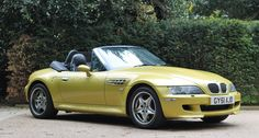 2001 BMW Z3M (S54) Roadster - Estimate (£): 18,000 - 22,000. We thought this sounded like a lot of money!