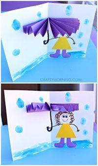 Aprender Brincando: Chuva para o Maternal!
