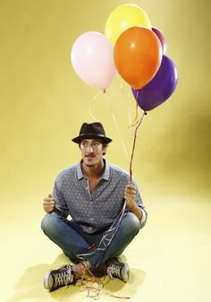 Eric Balfour - Portrait at the LMT Music Lodge during Comic Con (July 21)