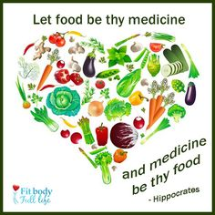The Belly Fat Blog: Food as Medicine: Preventing and Treating Disease with Diet [Video]