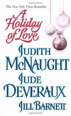 Bestseller Books Online A Holiday of Love Jude Deveraux, Arnette Lamb, Jill Barnett, Judith McNaught $7.99  - http://www.ebooknetworking.net/books_detail-1416517219.html