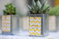 succulent centerpieces | DIY succulent centerpieces byYes please