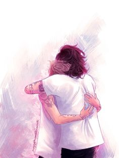 Larry fanart (nuggetsandbroccoli)