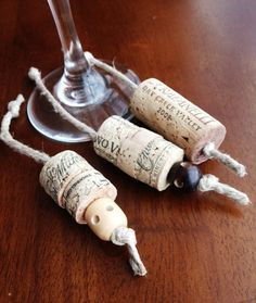 Gift for your Cats! Safe Fun Pet Toys. Hemp Hippy Kitty Corks Recycled Wine Cork Cat Toys. Package of 3 Hemp Tail Mice. Pictured above from left to right: The Vine Mouse, The Church Mouse, The Cellar Mouse.  All of my Kitty Corks are Boiled twice in Catnip tea to detoxify and infuse with Crazy Cat Stimulant. All Kitty Corks are Handmade and are packaged and shipped with a bit of Catnip.  Here is your ALL NATURAL Kitty Cork choice! Materials used are Recycled Wine Corks, Hemp Twine from…