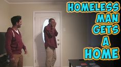 Homeless Man Gets A Home...Wow! Giving Back has so much power :) This video is so awesome