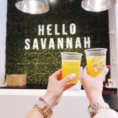 Savannah, GA City Guide // What to do in Savannah, GA // where to eat, drink, shop in Savannah Savannah Georgia Travel, Visit Savannah, Savannah Chat, Savannah Bars, Savannah Smiles, Atlanta Georgia, Best Places To Eat, Oh The Places You'll Go, Bachelorette Weekend