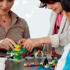 Gratis LEGO® Education aktiviteter