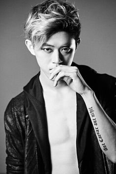 Bongyoung isnt technically a kpop star, but he is a star dancer, and he's Korean. He's getting pinned. Asian Boys, Asian Men, Bongyoung Park, 1million Dance Studio, Rwby Oc, I Fancy You, Boys Republic, U Kiss, Best Dance