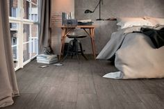 Best Wohnzimmer Ideen Fliesen Images On Pinterest - Fliesen holzoptik 45x45
