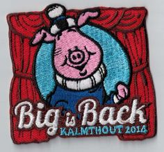 Is your camp theme 'the farm' of just 'pigs'? Every youth movement should have this! It's a nice memory for the kids! ***ibadge.com***