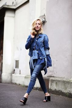 5 Ways To Style Denim This Summer: Jackets