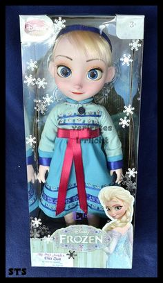 Anna And Elsa Disney Frozen My Size Dolls 3ft Limited