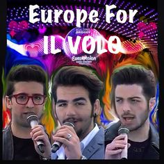 #Repost from @karanoel2u with @ig_saveapp. Building Bridges #Eurovision #ILVOLO May 23rd