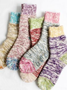 colorful socks #inspiration