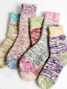 colorful socks #inspiration