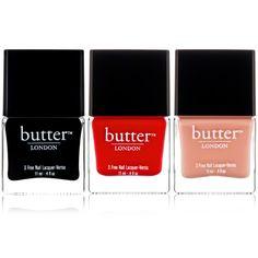 blush butter LONDON Exclusive Collection at blush  #FFFblush