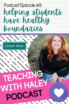 Episode Notes: Today we'll talk about introducing boundaries to our students and helping them set and keep healthy boundaries and my Kindness Curriculum. First Grade Resources   Character Education   Early Elementary   Teachers Toolbox  