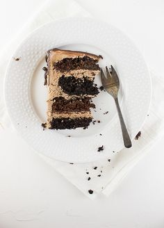 The Chocolate Cake to End All Chocolate Cakes - The Simple, Sweet Life