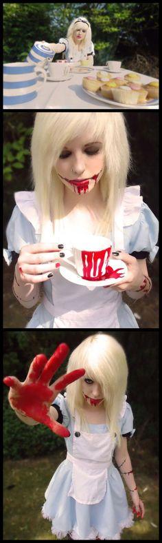 Alice by Hannah Hacksaw