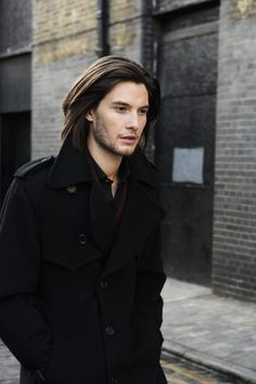 Ben Barnes - If the Iron Butterfly series was a movie most people said he would be Kael