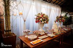 Decoração de Casamento Rústico Romantico   por Fabio Moro Fotografia