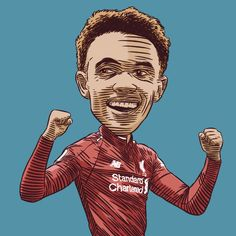 A Graphic Designer from Kuala Lumpur who love design and illustration. Movies will be the best theme for anything and still junior level on guitar. Liverpool Players, Liverpool Football Club, Liverpool Fc, Retro Football, Football Art, Liverpool Vs Chelsea, Alexander Arnold, Uefa Super Cup, Antoine Griezmann