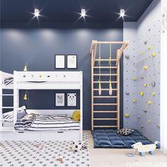 Ideas for boys bedrooms Cool Kids Bedrooms, Kids Bedroom Designs, Boys Bedroom Decor, Kids Room Design, Baby Room Decor, Bedroom Furniture, Bedroom Ideas, Big Girl Rooms, Baby Boy Rooms