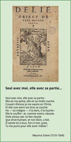 Maurice Scève (1510-