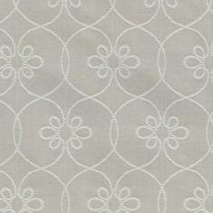 Williamsburg Solid Fabric-Turkish Screen/Sterling