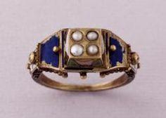 1550-1575: 'Poison' ring