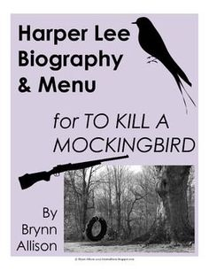 How does harper lee present her