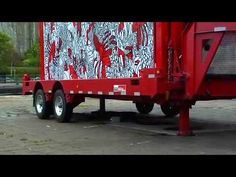 MUVBOX - A Pop Up Shipping Container Restaurant - YouTube