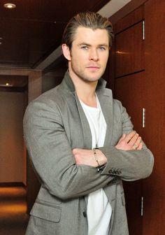 Chris Hemsworth - Japan, February 2014