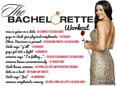 Bachelorette Workout: Andi Dorfman