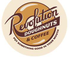 Revolution Doughnuts. Banana Crumb Cake, Callebaut Chocolate, Salted Caramel Cake, Atlanta Restaurants, Doughnut Shop, Malted Milk, Gingerbread Cake, Almond Cakes, Fruit In Season