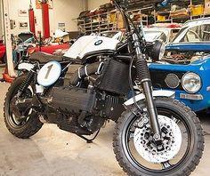 BMW K 100 RS Scrambler