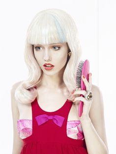 Photographer: Xi Sinsong  Stylist: Emily Bess  Hairstylist: Aurturo  Model: Michelle Schermer (New York Models)  Makeup Artist: Emily Edgar